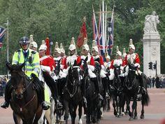 Troca de Guarda - Londres