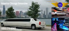 #American #Limousine #Charters is a trusted and reliable #LimoService provider in #chicago at a very affordable price.  Call Now to grab a cool offer. 1-800-279-6062