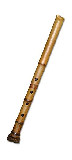 Japanese Bamboo Flute/ Shakuhachi