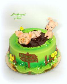 Pig Cake by Alll