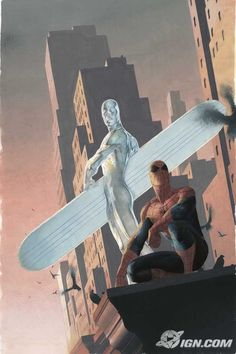 Silver Surfer: Requiem