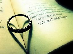 Harry Potter Book Quotes, Always Harry Potter, Best Love Stories, Love Story, Hermoine And Ron, Balloons Photography, After All This Time Always, Yellow Balloons, Ring Shots