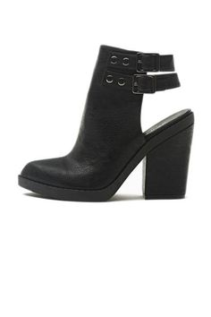 Shoe Cult by Nasty Gal, Hex Cutout Boot