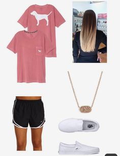 """Summer ☀""""by alexis may ❤ cute clothes trendy outfits, fashion outfits, Lazy Outfits, Outfits Teenager Mädchen, Outfits Plus Size, Cute Comfy Outfits, Teen Girl Outfits, Cute Outfits For School, Teen Fashion Outfits, Sporty Outfits, College Outfits"""