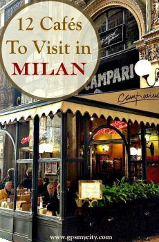 Is Milan, Italy your next destination? Then check out this guide! It unveils 12 cafes worth a visit in this unique city.