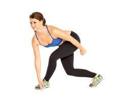 "The 13-minute #stacked fat melt workout. #SELFmagazine #fitness. This is the ""On Thin Ice"""