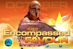 Psalm 5:12 (NKJV) For You, O Lord, will bless the righteous; With favor You will surround him as with a shield.
