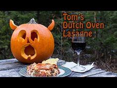 Tom's Dutch Oven Lasagne