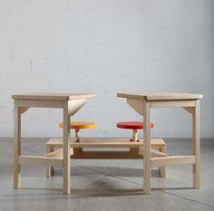 ABC school bench | Furniture Design