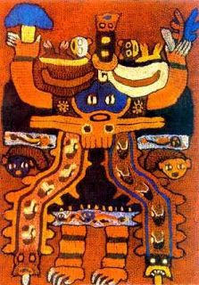 Textiles de Paracas, The Paracas culture was an Andean society between approximately 800 BCE and 100 BCE, with an extensive knowledge of irrigation and water management and significant contributions in the textile arts.