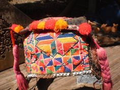 Hmong Vintage Baby Hats BeautifulOld and Sweet by KulshiMumkin, $28.00