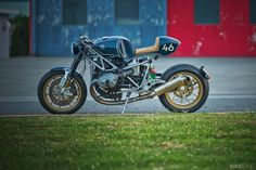 BMW R Nine T Cafe Racer #motorcycles #caferacer #motos | caferacerpasion.com