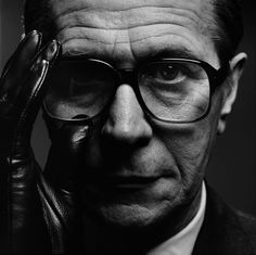 Gary Oldman as George Smiley - 'Tinker Tailor Soldier Spy', 2011