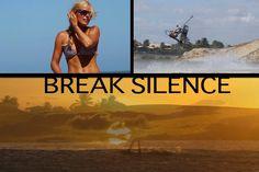 BREAK SILENCE