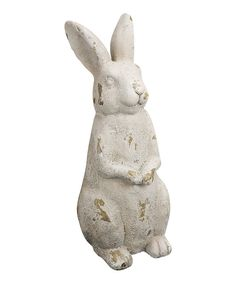 Look at this Rabbit Statue on #zulily today!