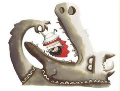 Pinzellades al món: Que et menjo, Caputxeta! / Que te como, Caperucita! / I will eat you, Little Red Riding Hood! (25)