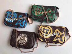 Louis Vuitton lv mini pochette handbag