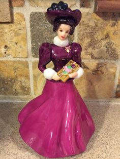 A personal favorite from my Etsy shop https://www.etsy.com/listing/479599034/hallmark-1996-barbie-collectible