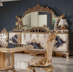 Luxury Dining Room, Mirror, Buffet, Jewelry, Home Decor, Jewlery, Decoration Home, Jewerly, Room Decor