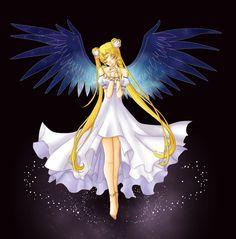 Serenity's Heavenly Charity by *Ichigokitten on deviantART