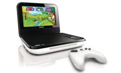 "Groupon - Philips 7"" Portable DVD Player with Wireless Game Pad (PD703/37) in [missing {{location}} value]. Groupon deal price: $59.99"