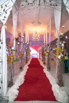 Decoração de casamento - cerimônia