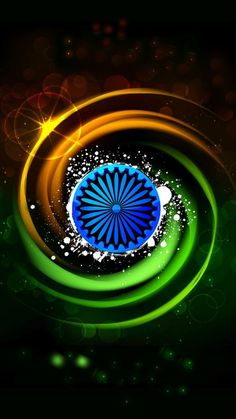 India Flag for Mobile Phone Wallpaper 04 of 17 - Indian Map and Flag in PNG - HD Wallpapers | Wallpapers Download | High Resolution Wallpapers