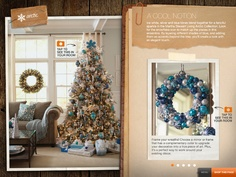 Ideas for a merry house - with Home Depot #FallStyleGuide