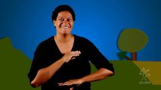 The Three Little Pigs (sign language in english)