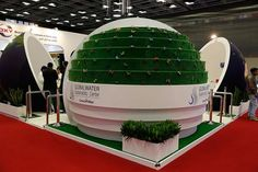 ConocoPhillips Global Water Sustainability unveils interactive booth at QP Environment Fair | Qatar is Booming