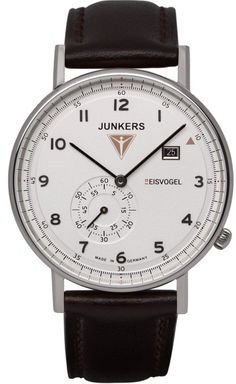 Junkers Watch Eisvogel F13 #2015-2016-sale #bezel-fixed #black-friday-special #bracelet-strap-leather #brand-junkers #case-depth-7mm #case-material-steel #case-width-40mm #classic #date-yes #delivery-timescale-1-2-weeks #dial-colour-silver #gender-mens #movement-quartz-battery #official-stockist-for-junkers-watches #packaging-junkers-watch-packaging #sale-item-yes #style-dress #subcat-eisvogel-f13 #supplier-model-no-6730-1 #vip-exclusive #warranty-junkers-official-2-year-guarantee…