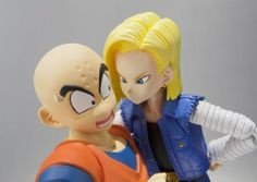S.H. Figuarts Dragon Ball Android 18