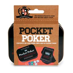 Pocket Poker Set http://paladone.com/brands/Mens-gifts