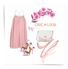 """""""chiclookcloset 8"""" by woman-1979 ❤ liked on Polyvore featuring See by Chloé and Candie's"""