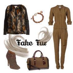 Fake Fur!