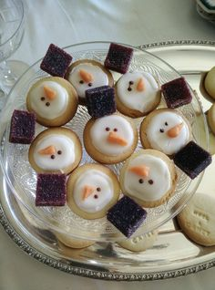 Pudding, Desserts, Christmas Treats, Snowman, Noel, Kitchens, Sweet Treats, Tailgate Desserts, Deserts