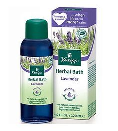 Kneipp Herbal Bath 120ml/4.0oz - Lavender by Kneipp,