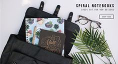 Notebooks and journals, each purchase funds school building around the globe