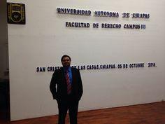 Desde la Facultad de Derecho de SCDLC #Chiapas