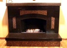 #Mosaic #Brillante, #Agglomerates - Private #residence - Detroit, Michigan ∙ USA