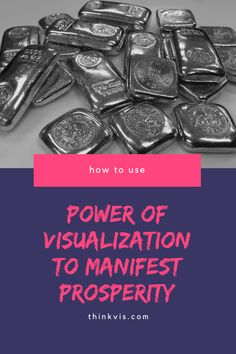 How to Use the Power of Visualization to Manifest Prosperity.On this article we are going to explain how to use the power of visualization to manifest prosperity.It doesn ´ t matter if you believe in Law of Attraction or any other positive thinking doctrine.It has been proven by science that visualization is a very powerful tool to achieve your ... Read more Frame Of Mind, Creative Visualization, Short Article, To Manifest, Subconscious Mind, Coincidences, Creative Thinking, Law Of Attraction, Being Used