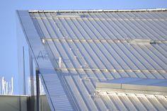 [877] #Cubierta del Bord Gáis Energy #Theatre (1) http://arquitecturadc.es/?p=9324 #Dublin #architecture #detail.