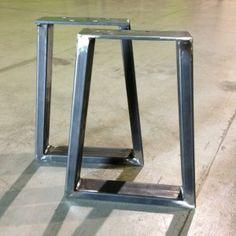tube_steel_bench_leg For Bench
