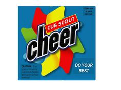 Two Crazy Cub Masters: Cheer Box- great printable!