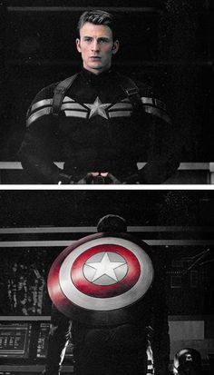 """Not a perfect soldier, but a good man."" Captain America/Steve Rogers"
