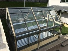 royal victorian orangerie greenhouse greenhouse pergola ideas pinterest. Black Bedroom Furniture Sets. Home Design Ideas