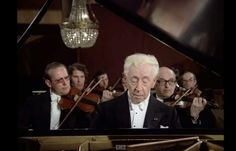 Arthur Rubinstein plays the Piano Concerto in A minor, Op. 16, by Edvard Grieg. The London Symphony Orchestra conducted by André Previn.