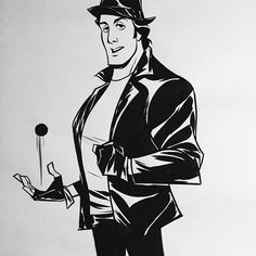 It's me Rocky! It's me Rocky! Rocky Balboa Poster, Rocky Balboa Quotes, Sylvester Stallone, Rocky Legends, Rocky Stallone, Celebrities Then And Now, Movie Poster Art, Art Mural, Cool Cartoons