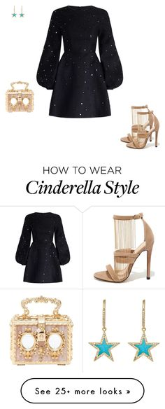 """Untitled #3428"" by explorer-14576312872 on Polyvore featuring Jennifer Meyer Jewelry, Zimmermann, Liliana and Dolce&Gabbana"
