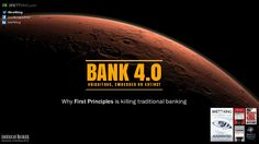 How First Principles, Advice & AI is killing Banking